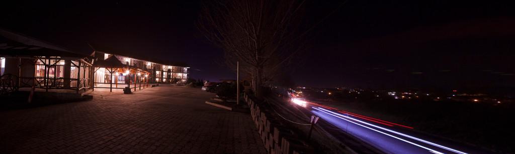 Motel Dacia panorama